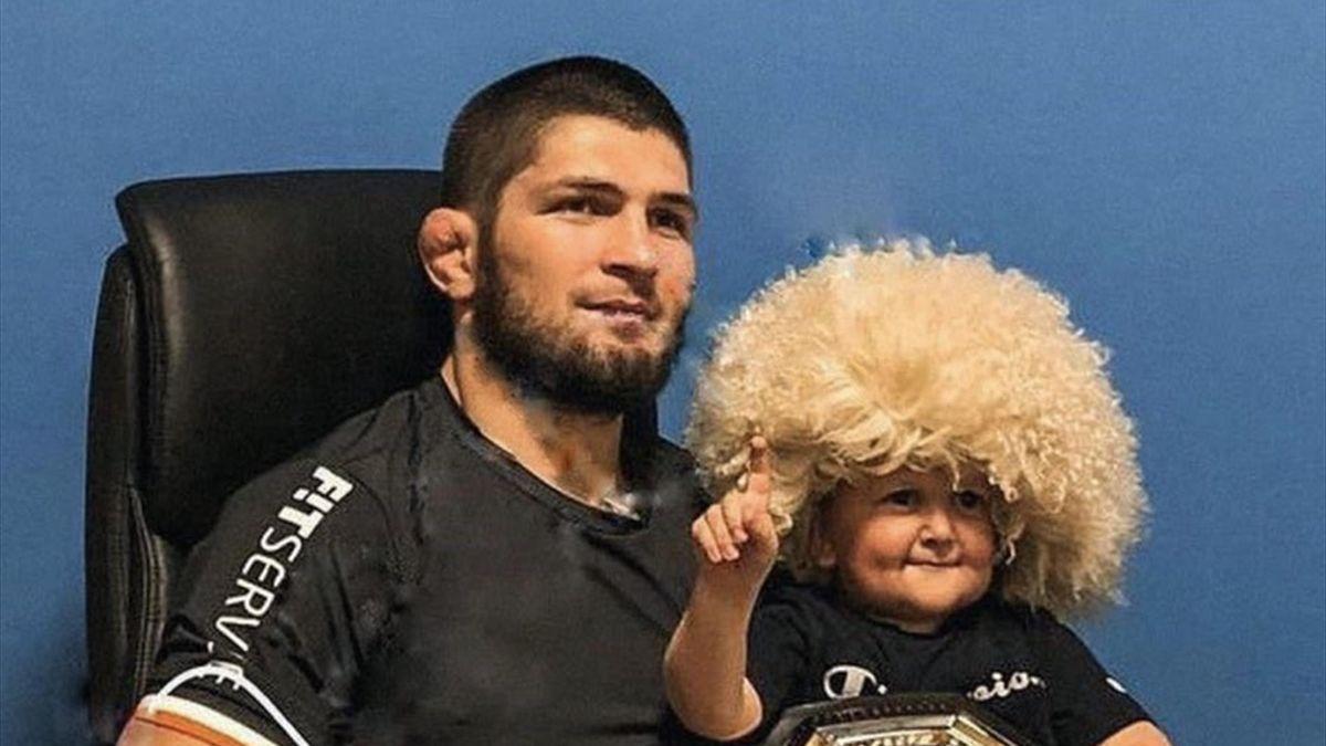 Хабиб Нурмагомедов и Хасбулла (Хасбик) Магомедов