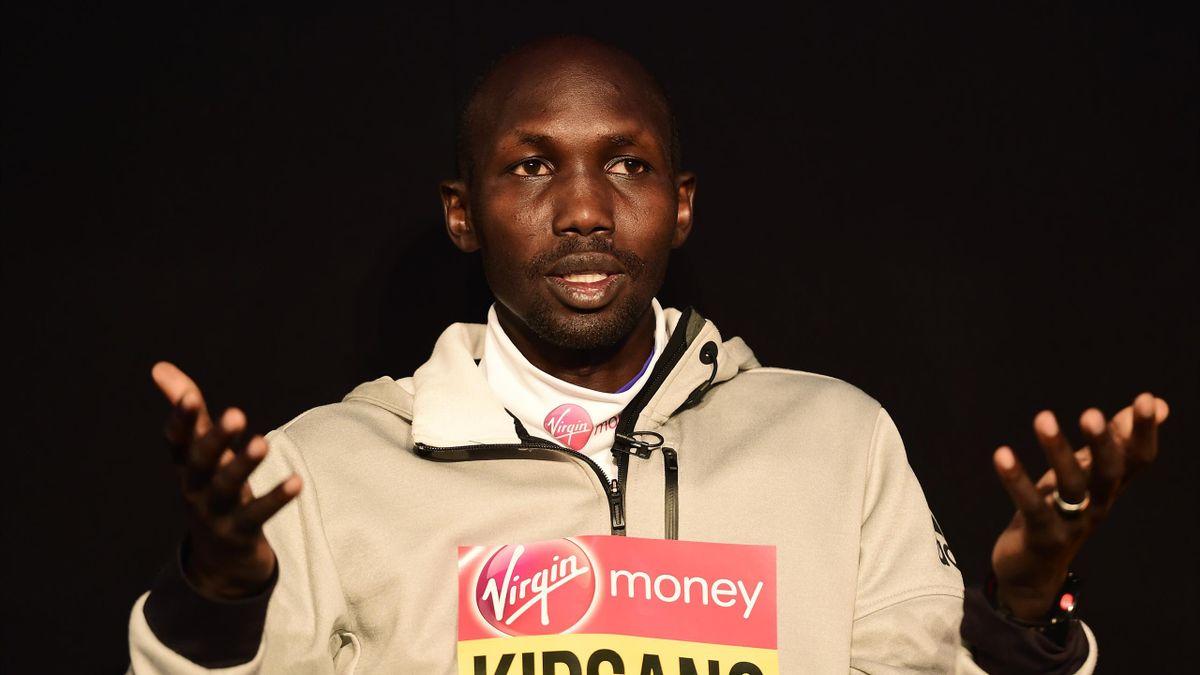 Verstieß gegen die Ausgangssperre in Kenia und wurde festgenommen: Wilson Kipsang