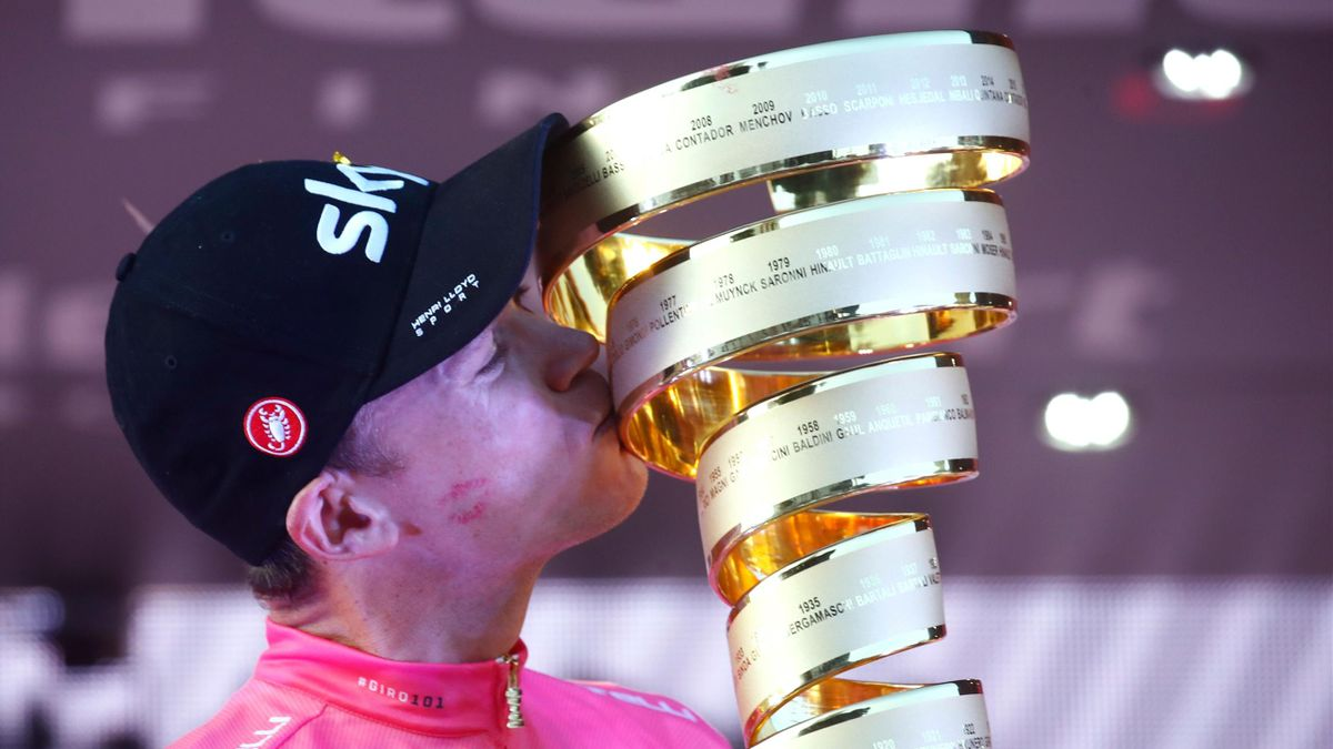 Picture of the year - May 2018 - Cycling - Chris Froome wins the Giro.jpg