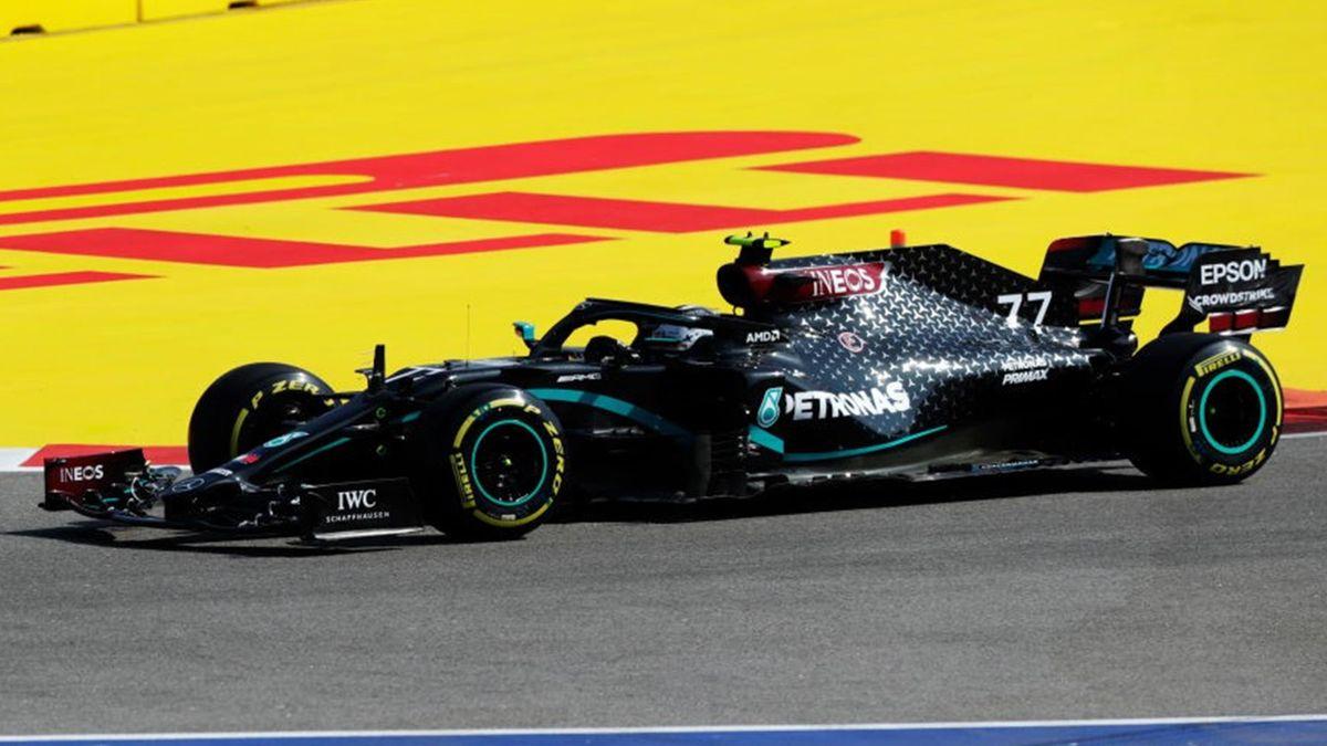 Valtteri Bottas (Mercedes) au Grand Prix de Russie 2020