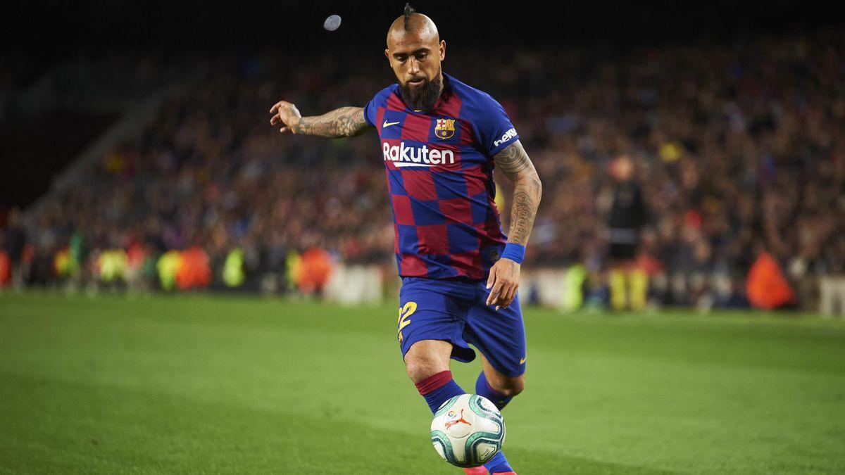 Arturo Vidal / FC Barcelona