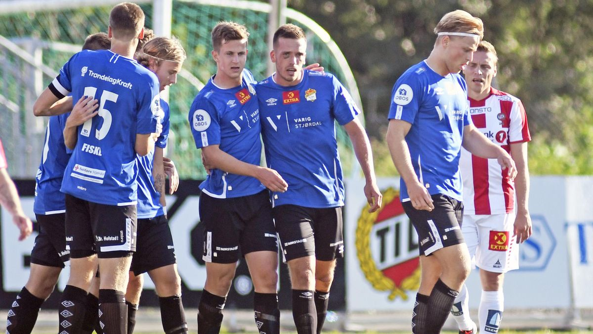 Stjørdals-Blinks Mats Lillebo