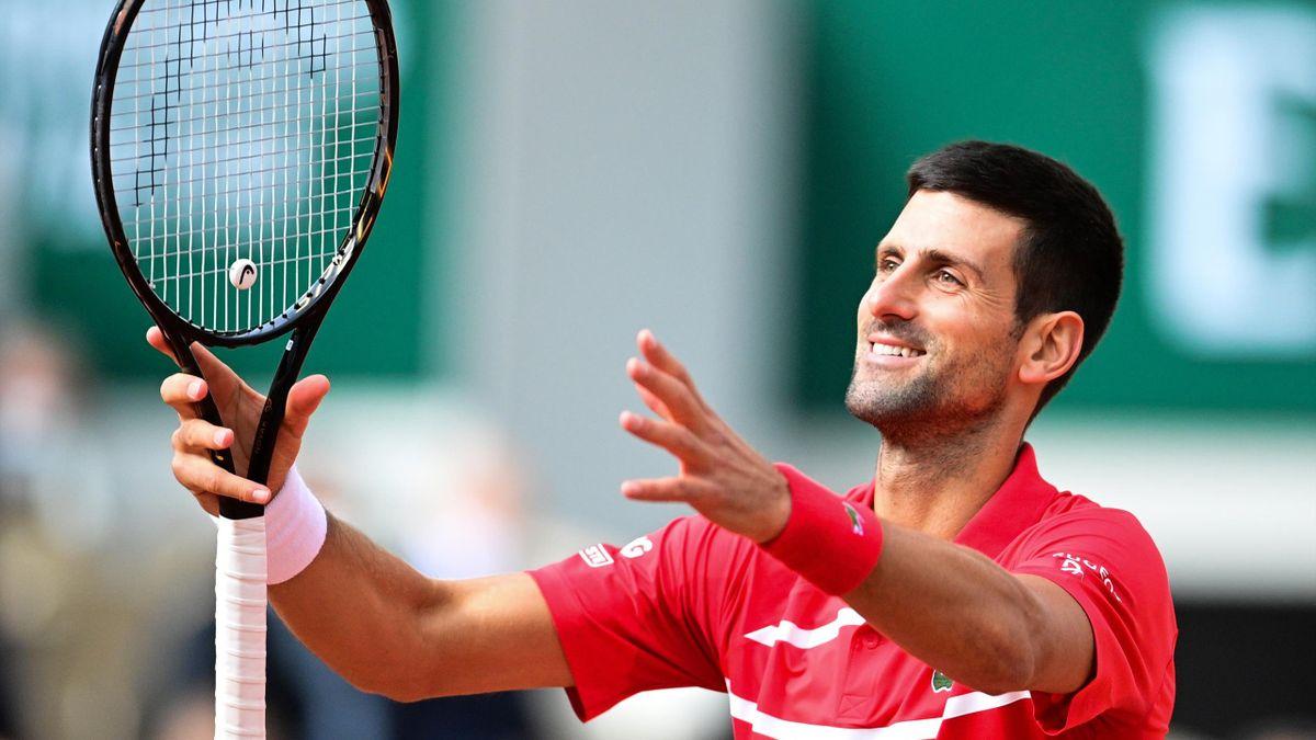 French Open 2020 U2013 Novak Djokovic Dismantles Ricardas
