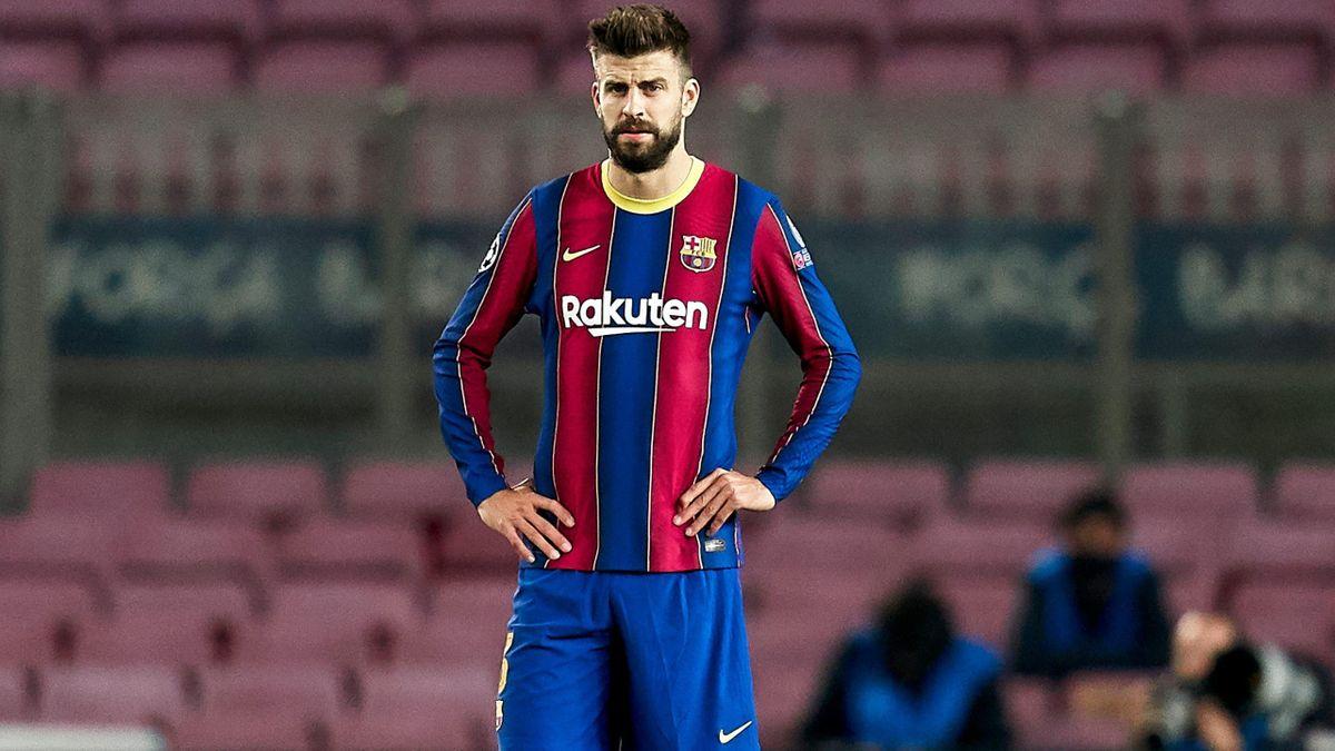 Gerard Piqué (FC Barcelona)