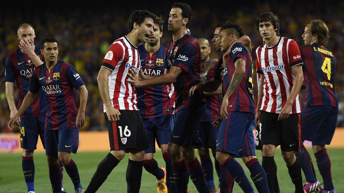 «Атлетик» – «Барселона»