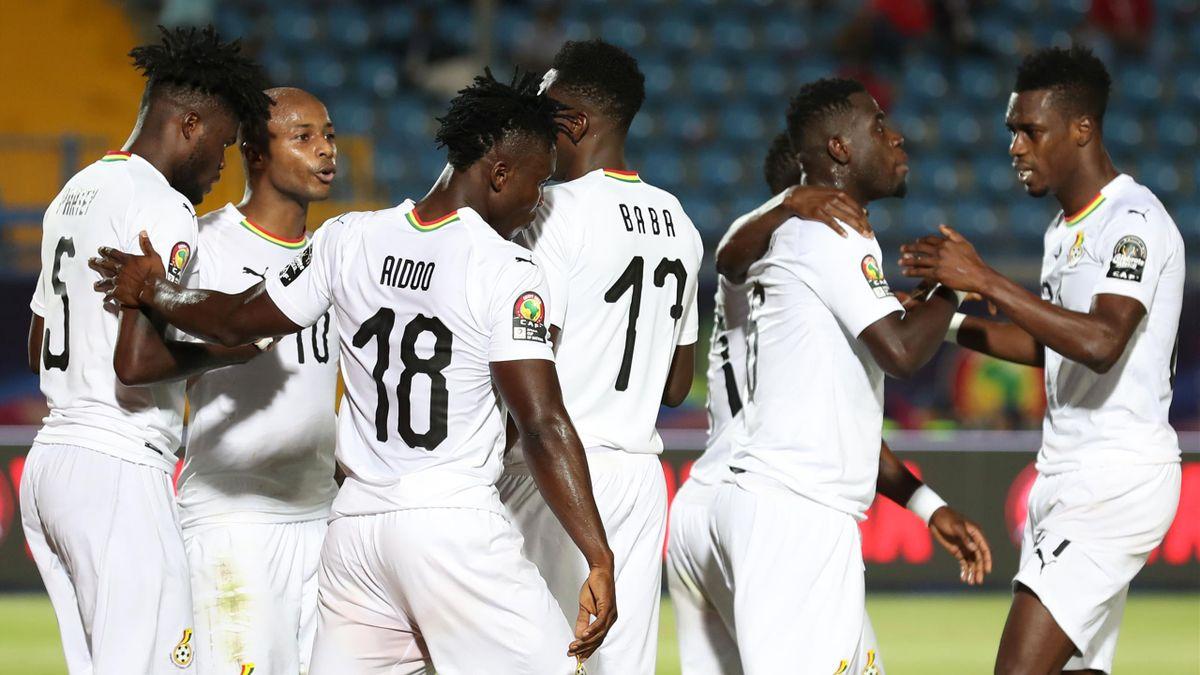 Ghana - Afrika-Cup