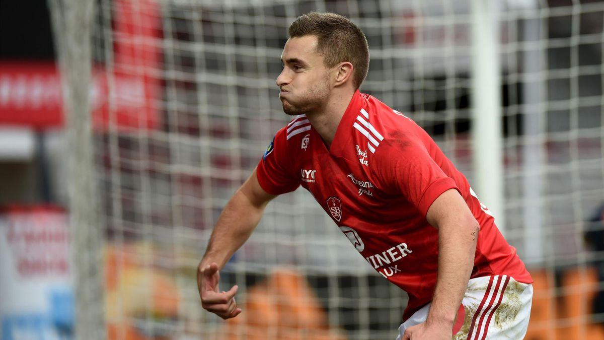 Brendan Chardonnet (Brest)