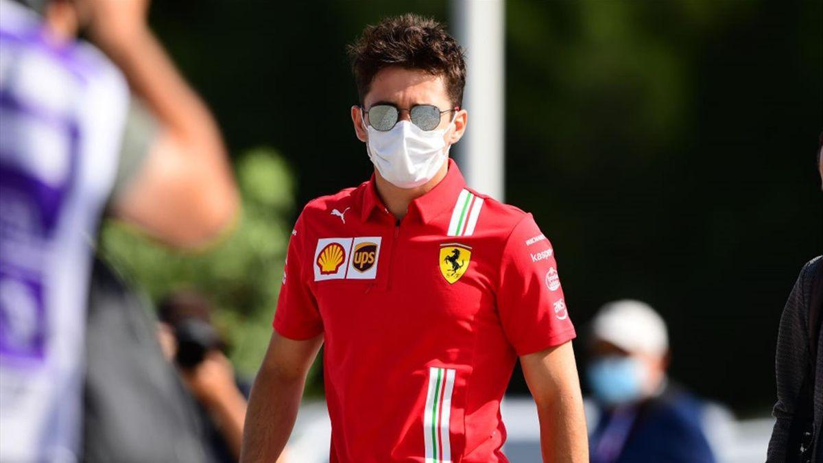 Charles Leclerc - Mondiale F1 2021