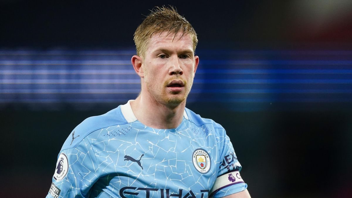 Kevin De Bruyne 'very close' to reaching agreement with Manchester City  over new contract - Eurosport
