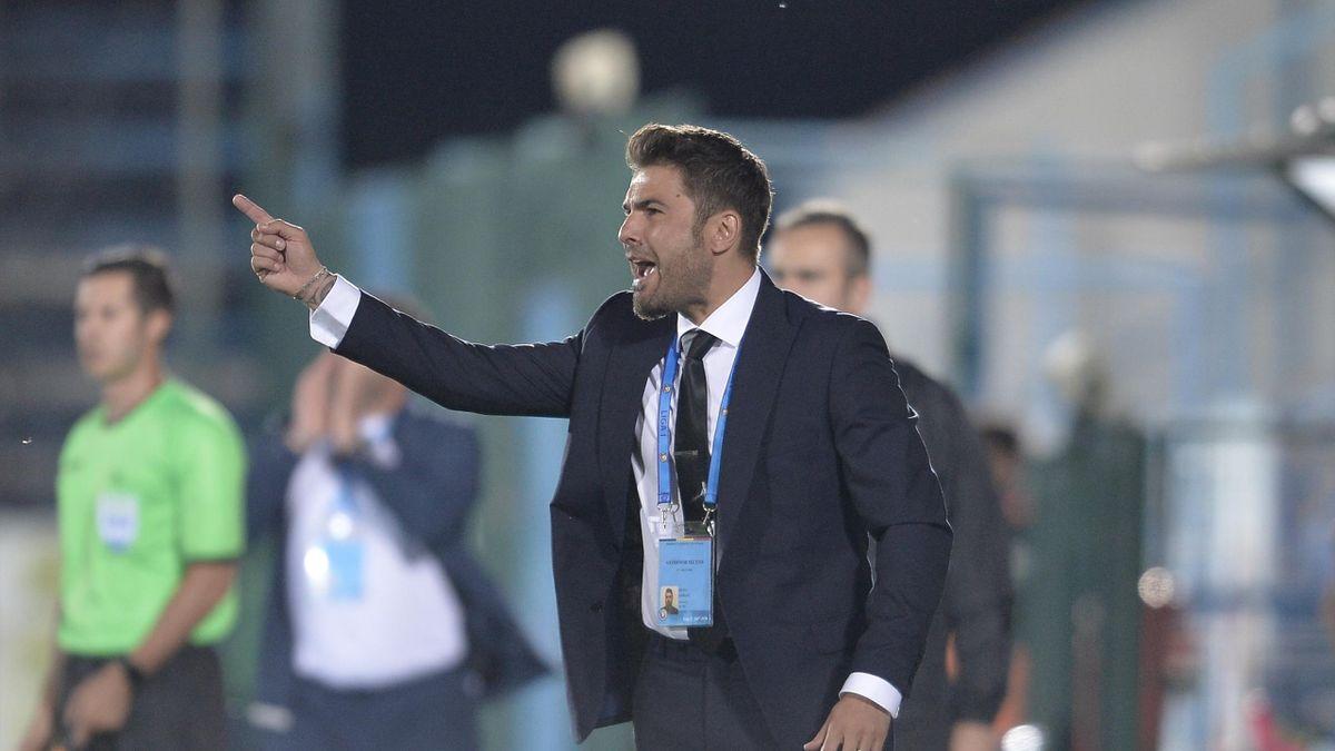 Adrian Mutu este selecționerul naționalei României U21