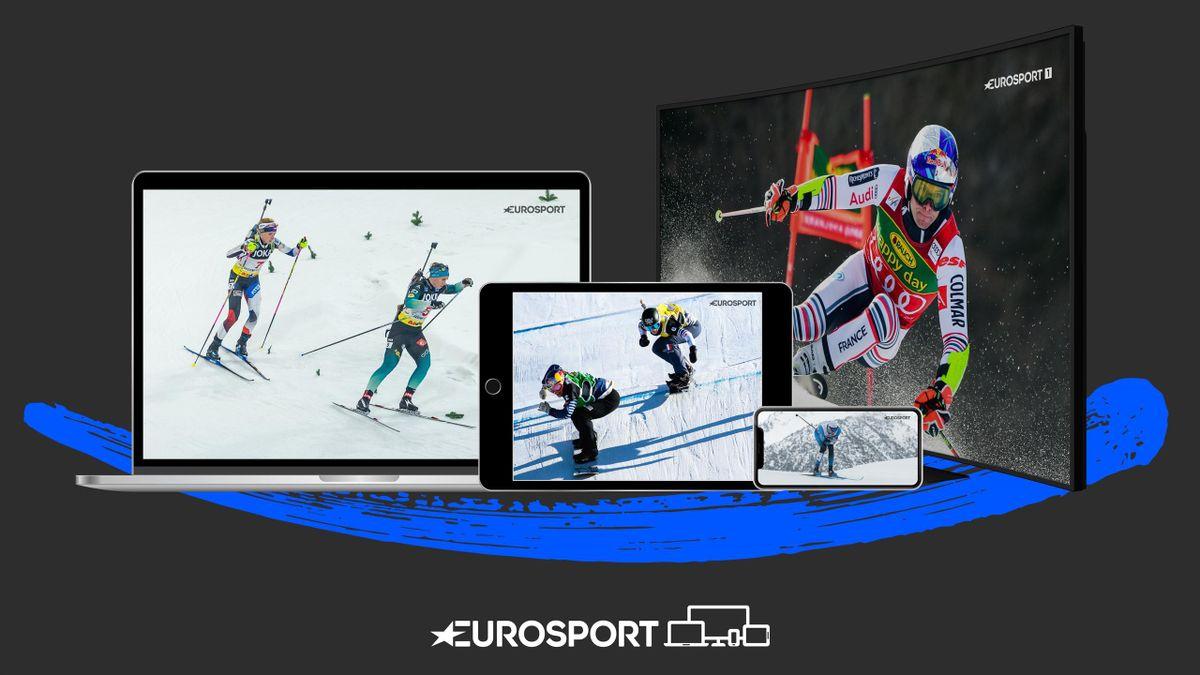 Discovery Sports et Infront prolongtent leur coopération jusqu'en 2025 : Eurosport plus que jamais Home of Winter Sports