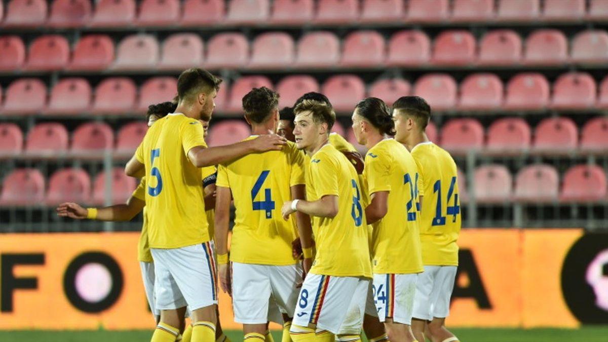 România U20 - Portugalia U20
