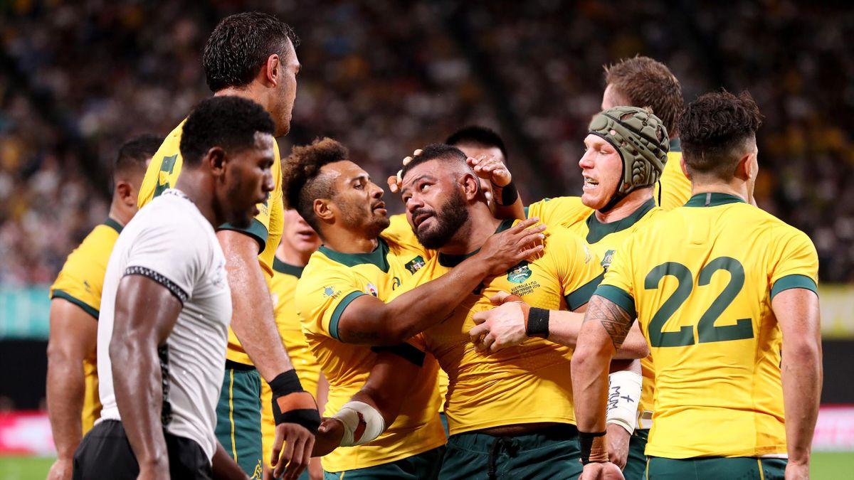 Australia-Fiji Rugby World Cup 2019