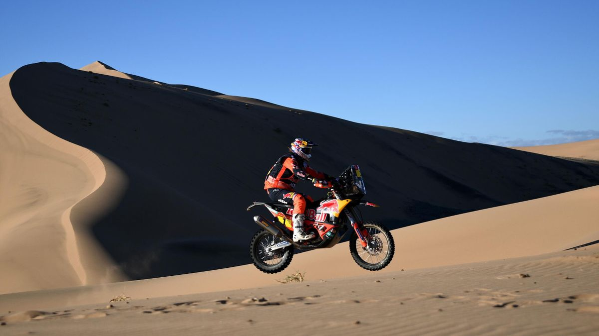 Toby Price, 1st stage Dakar 2021