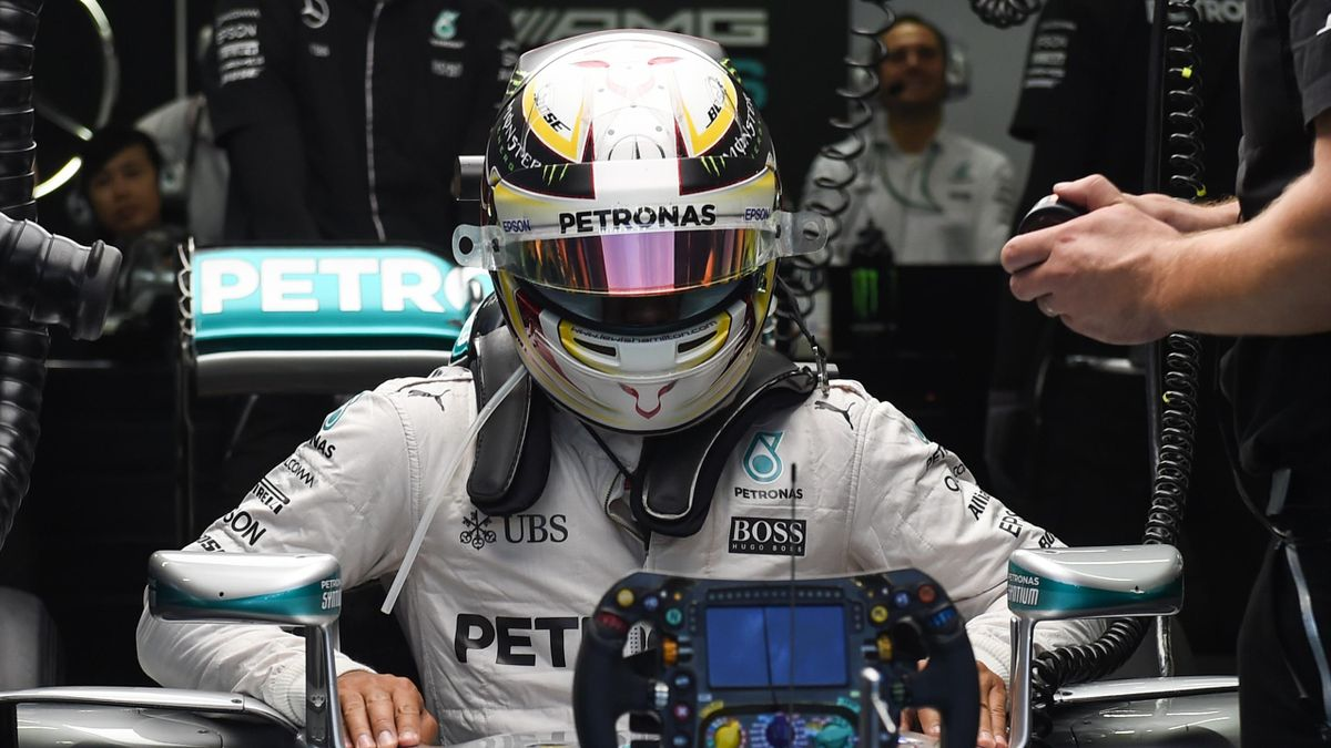 Lewis Hamilton (Mercedes) - GP of Singapore 2016