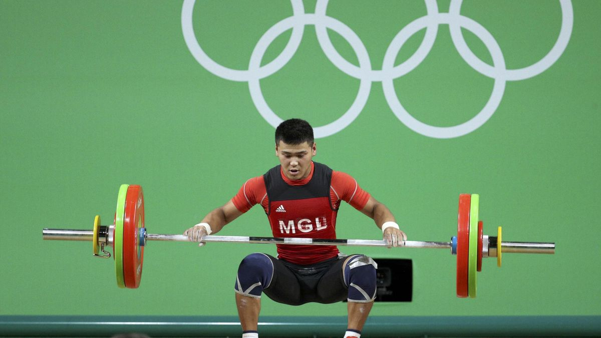 Chagnaadorj Usukhbayar was disqualified for taking testosterone