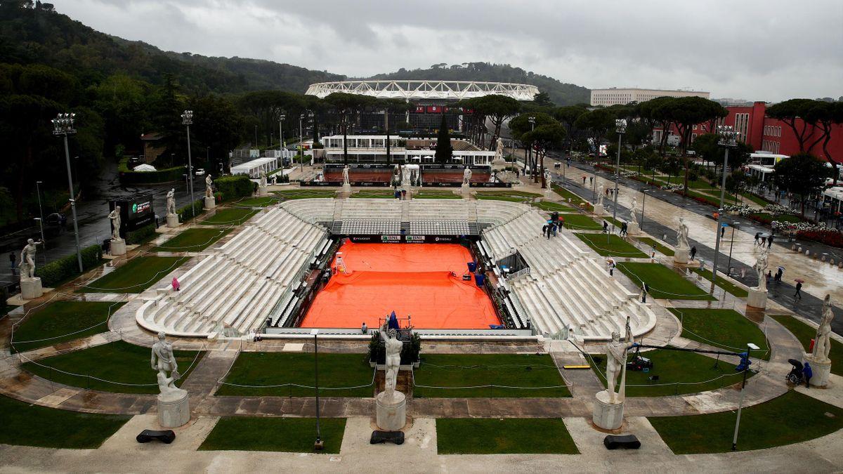Campo Pietrangeli, Internazionali d'Italia, Roma (Tennis)