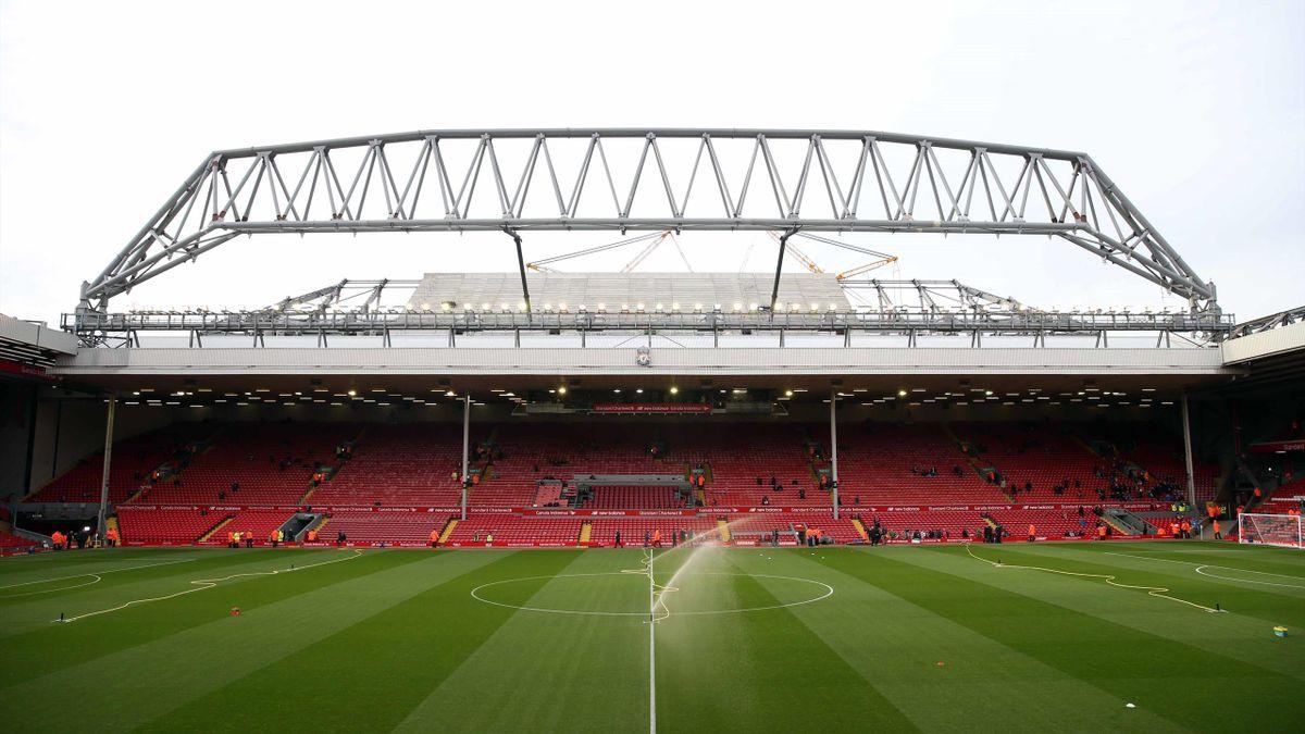 Anfield, l'antre de Liverpool