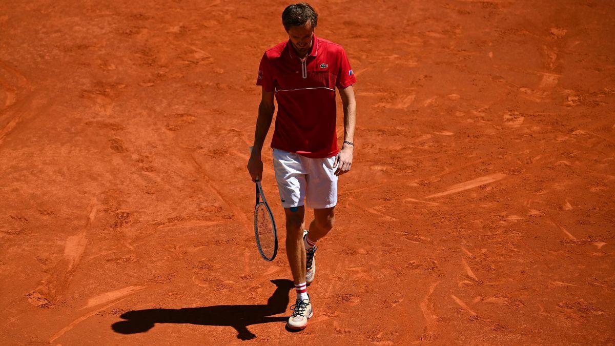 Daniil Medvedev a harmadik körben búcsúzott Madridtól