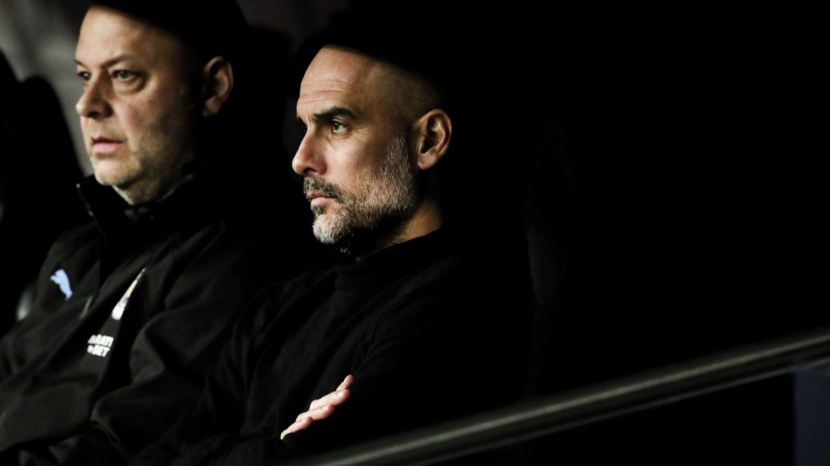 Pep Guardiola, Real Madrid – Manchester City
