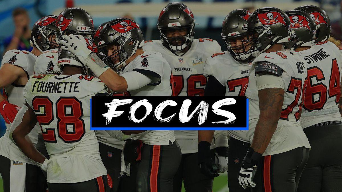 Tampa Bay Buccaneers vincono il Super Bowl LV