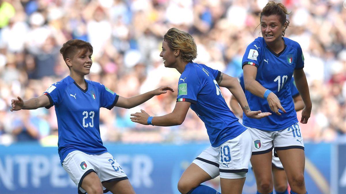 Giacinti - Italia-Cina - Mondiali donne 2019 - Getty Images