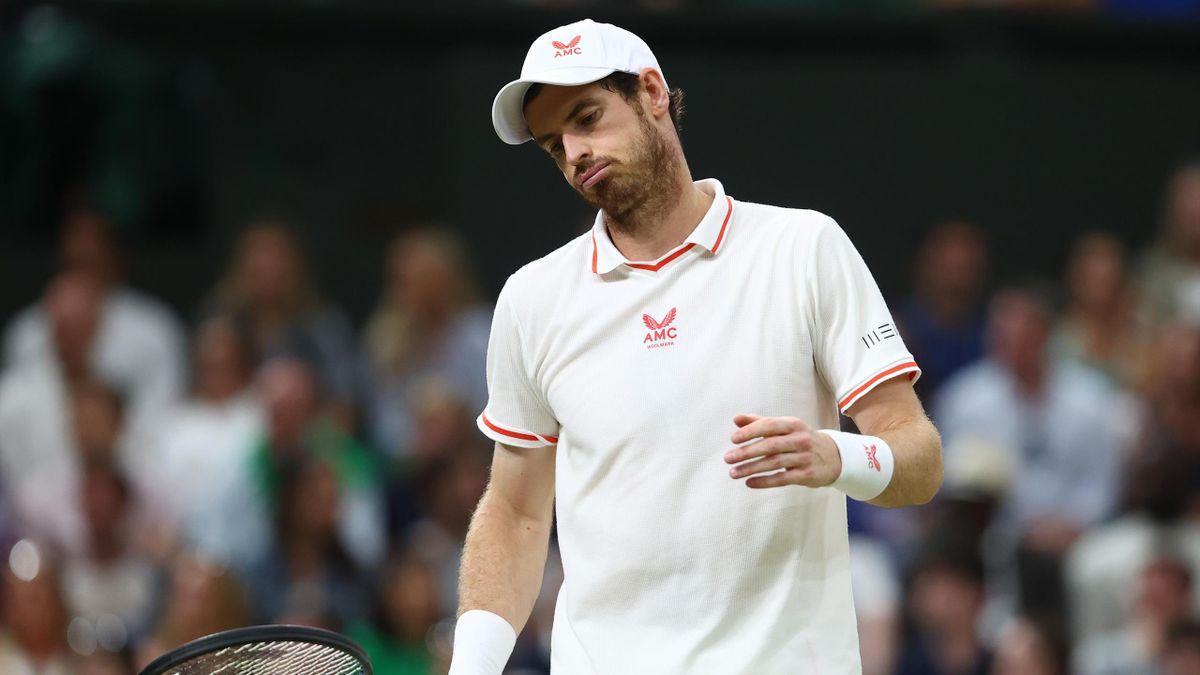Andy Murray ist in Wimbledon in der dritten Runde ausgeschieden