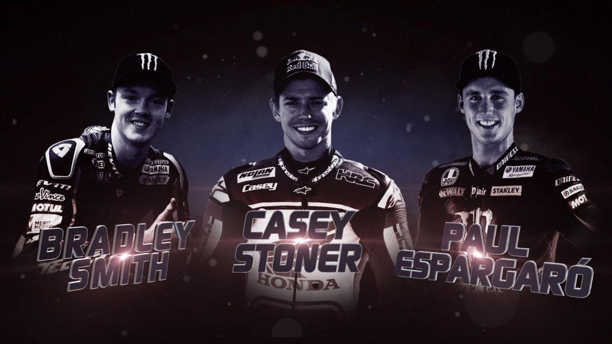 Bradley Smith, Casey Stoner et Paul Espargaro à l'épreuve de Suzuka - FIM EWC 2015