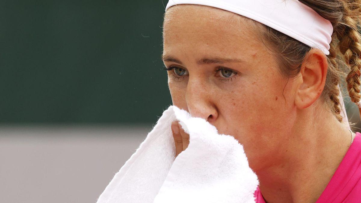 Victoria Azarenka, éliminée au 2e tour de Roland-Garros 2020