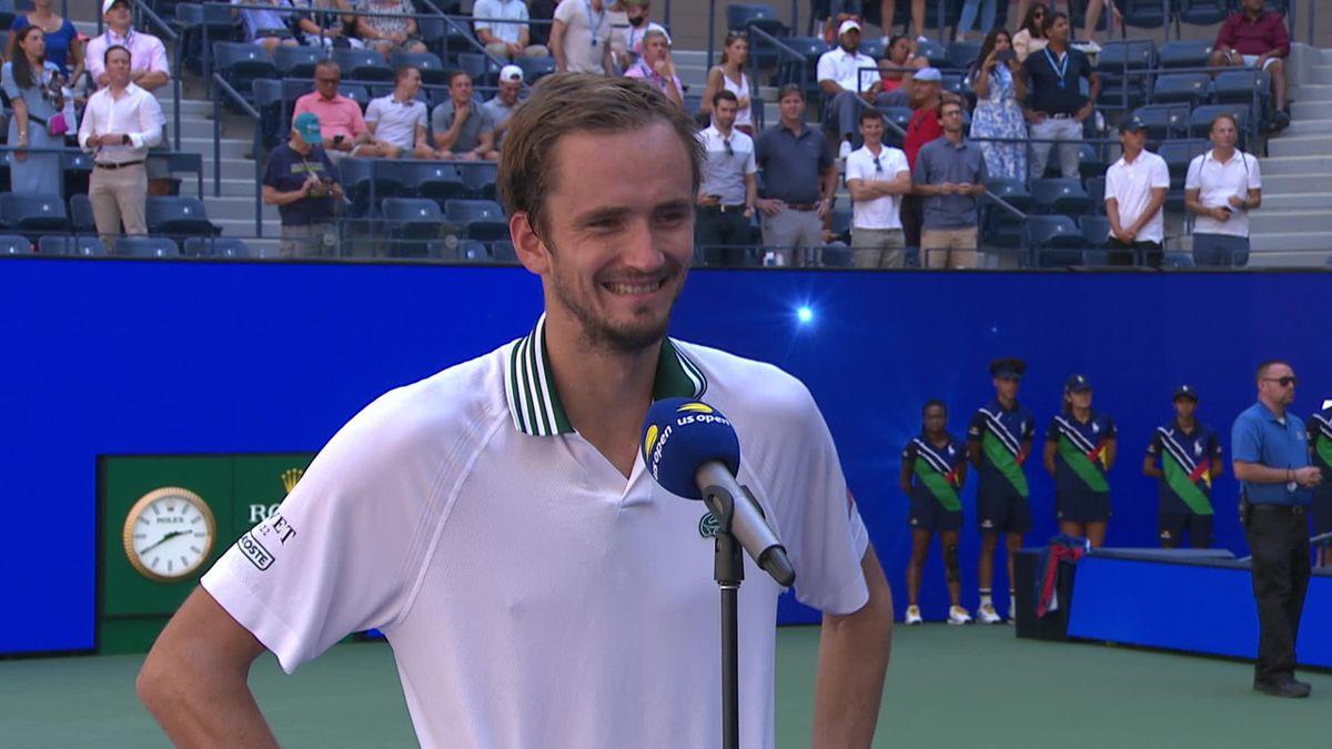 US Open| Medvedev: ''Van de Zandschulp kan makkelijk Top-30 halen''