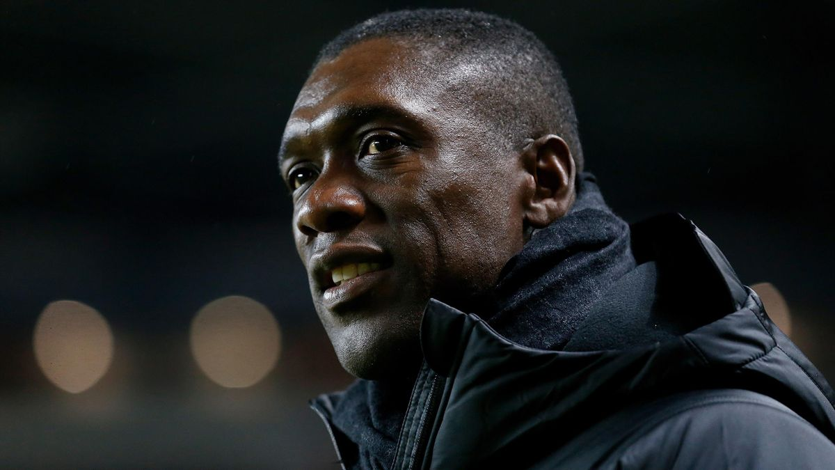 Clarence Seedorf says players who cover their mouths to speak on the pitch should be punished