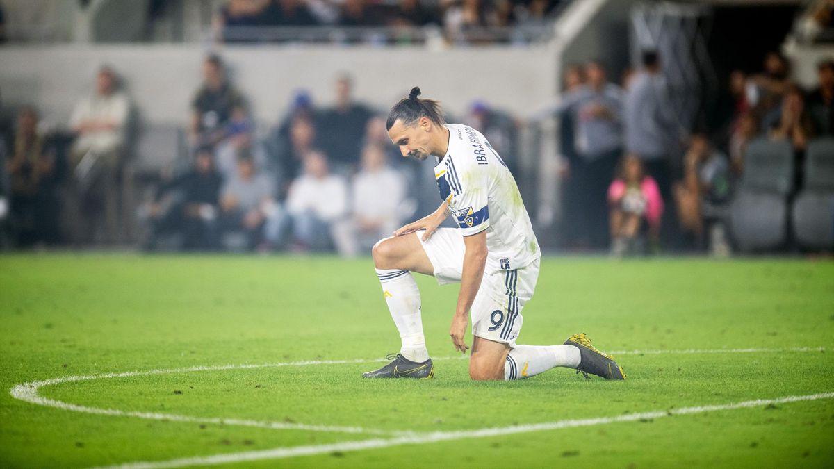 Zlatan Ibrahimovic - L.A. Galaxy