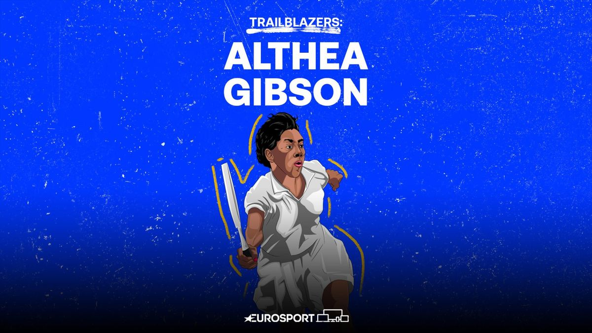 Trailblazers - The inspirational story of the groundbreaking Althea Gibson