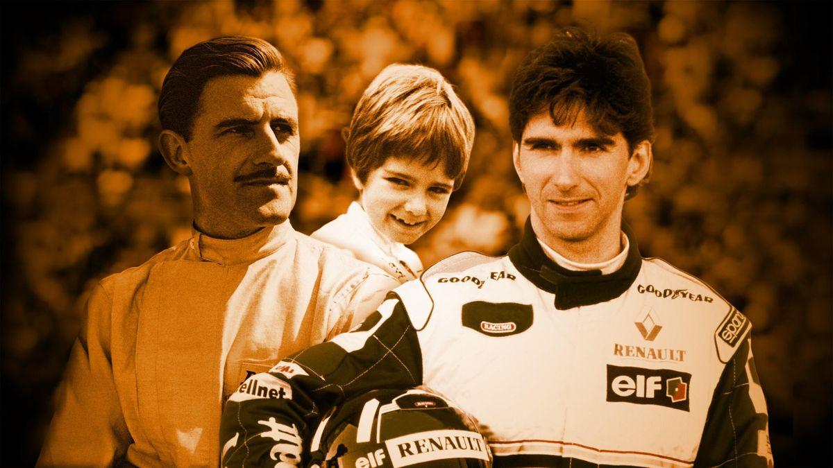 Damon Hill - Grand Récit