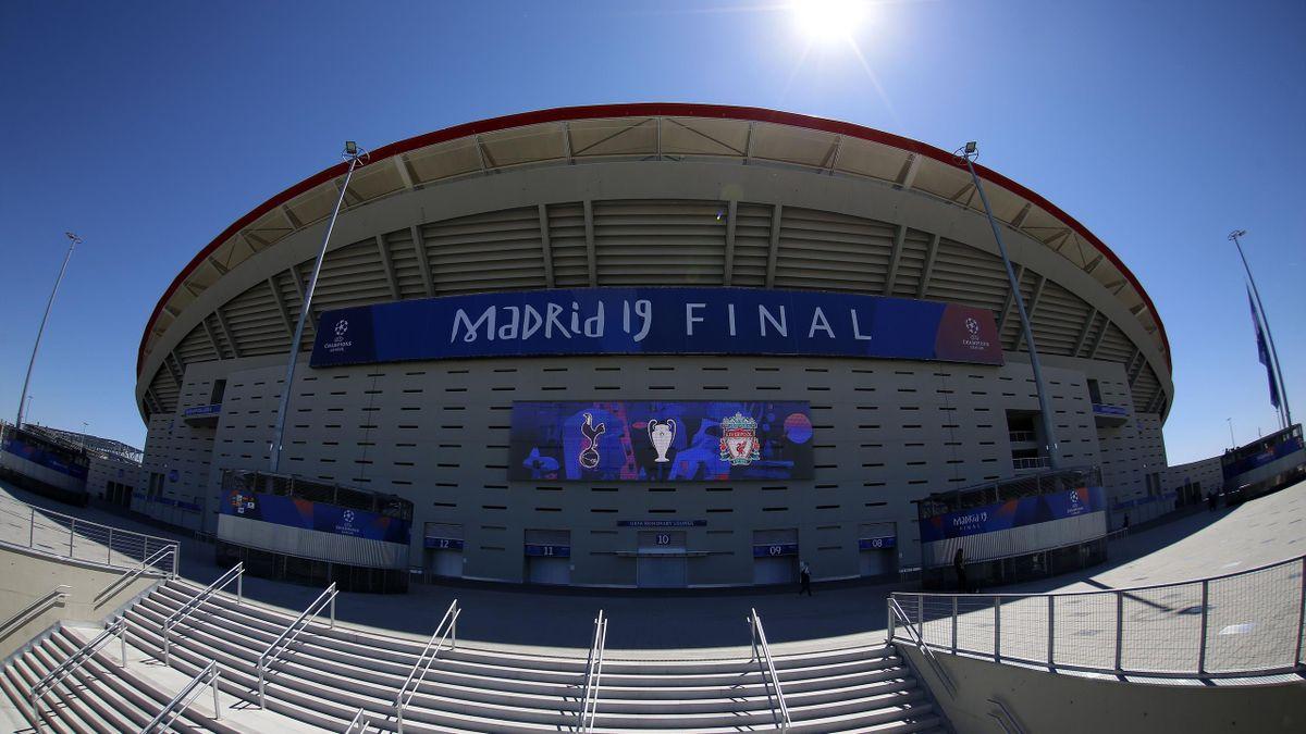 Wanda Metropolitano, stadionul lui Atletico, a organizat finala UEFA Champions League în 2019