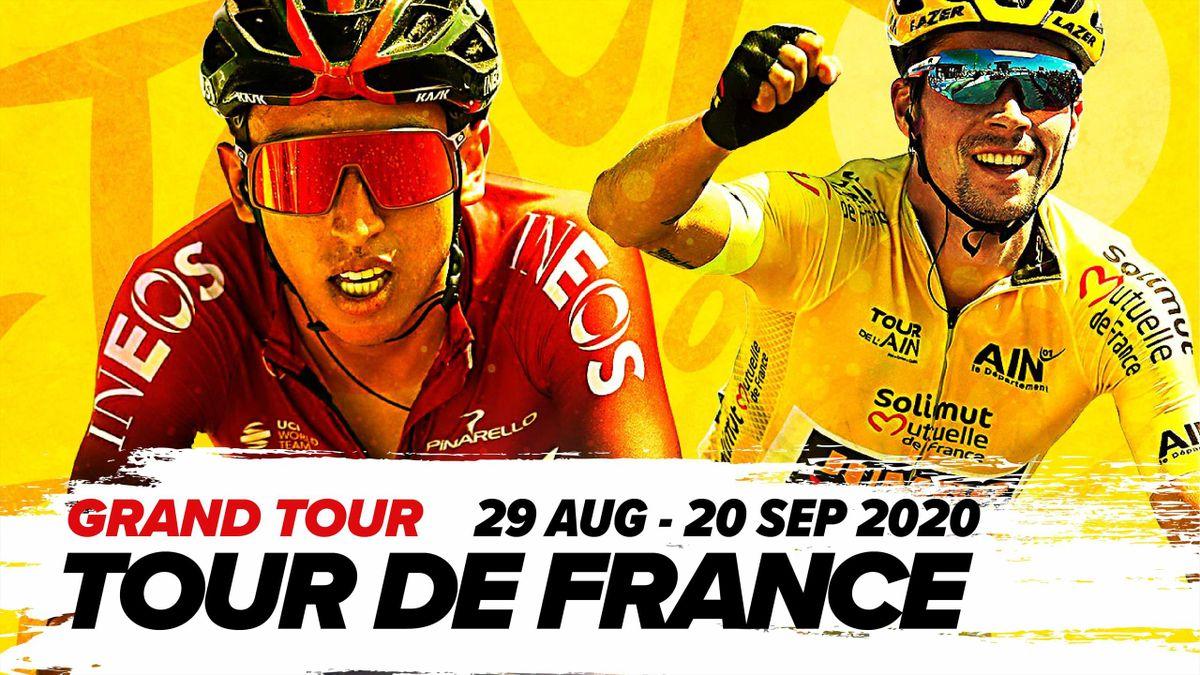 Tour de France Stage 3 Highlights (NL)