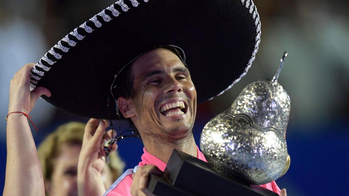 Rafael Nadal (ATP Acapulco 2020)
