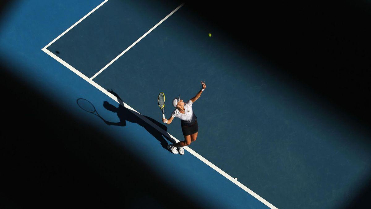 Светлана Кузнецова, Australian Open-2011