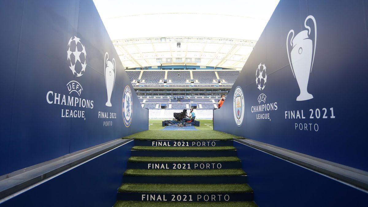 Champions League final - Manchester City v Chelsea - Le formazioni!
