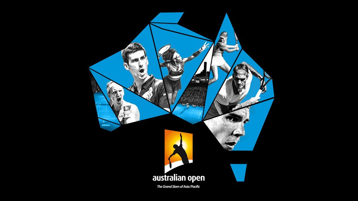 Promo Eurosport Player for the Australian Open