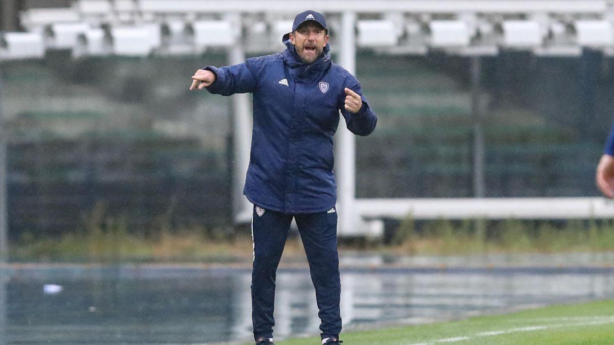 Eusebio Di Francesco - AFP/Stefano Nicoli