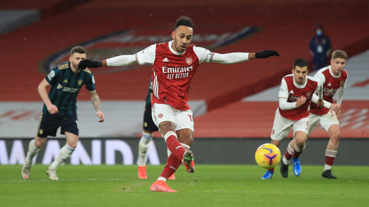 Pierre-Emerick Aubameyang (Arsenal)
