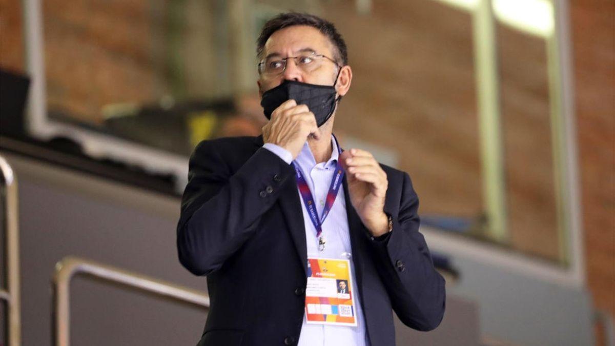 Das Misstrauensvotum gegen Barça-Präsident Josep Maria Bartomeu wurde bestätigt