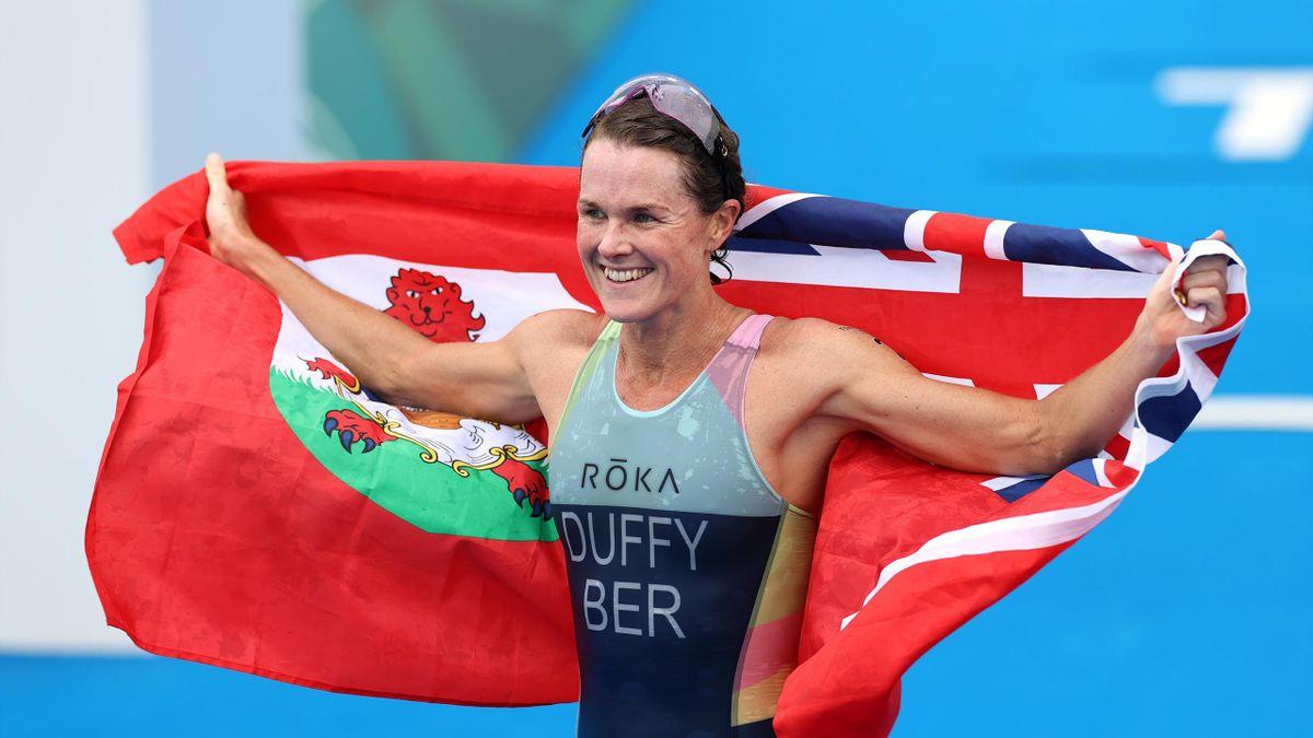 Flora Duffy holt erstes Olympia-Gold für Bermuda