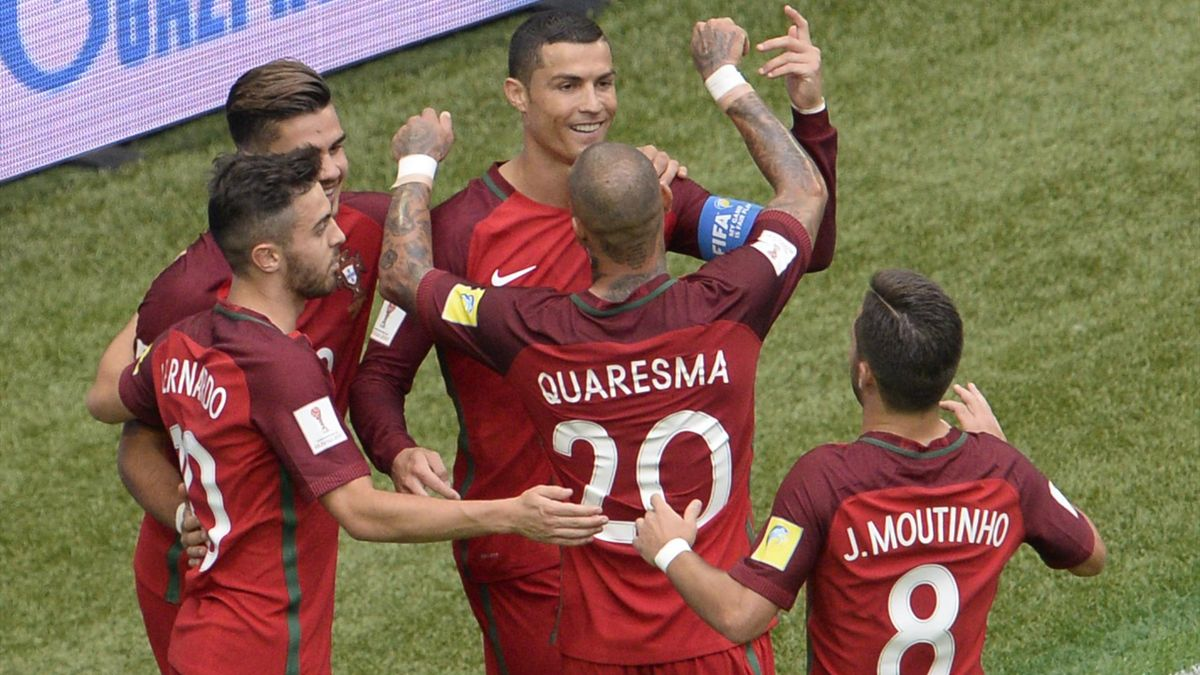 Portugal bejubelt Cristiano Ronaldo
