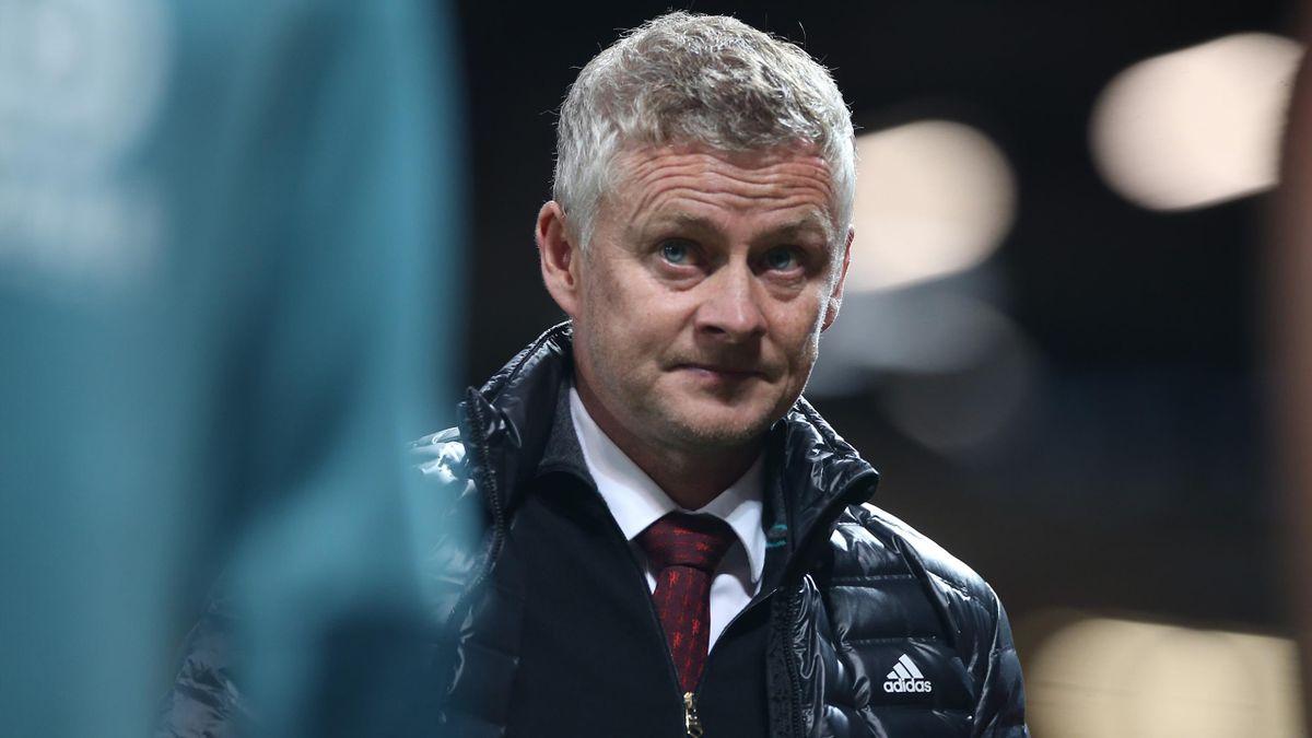 Ole Gunnar Solskjaer, managerul lui Manchester United