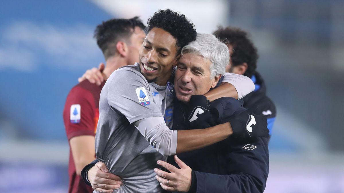 Atalanta rediscover last season's form in Roma rout