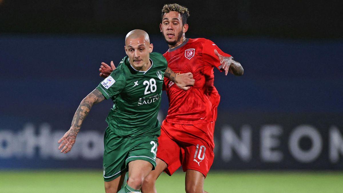 Alexandru Mitriță la Al-Ahli