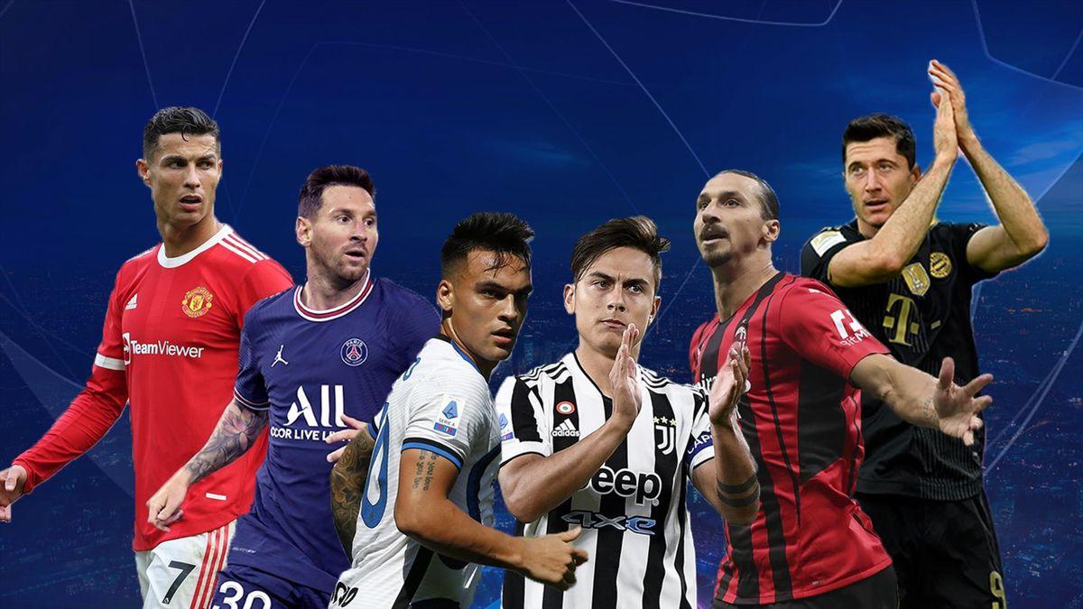 Calcio, Messi, CR7, le italiane: le 10 domande alla Champions League  2020-21 - Eurosport