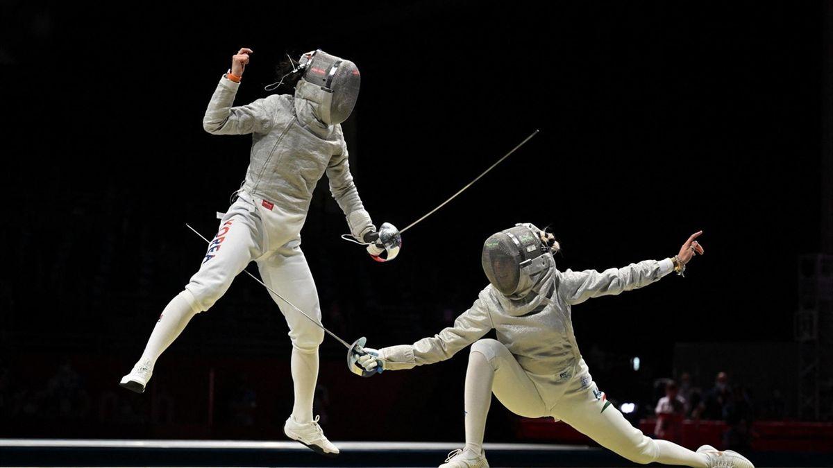 Márton Annáék nem jutottak elődöntőbe a női kardcsapattal